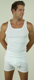 Schoeller Kurze Hose mit Eingriff Merkur Doppelripp 5er Pack