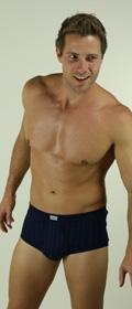 Schoeller Slip mit Eingriff Poseidon Feinripp 5er Pack