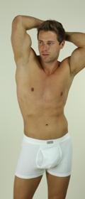 Schoeller Kurze Hose mit Eingriff Apollon Nadelzug 5er Pack