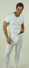 Schoeller Lange Hose mit Eingriff Zeus Strickripp 3er Pack