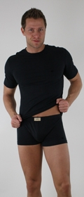 Olaf Benz T-shirt Camel Active Underwear 01