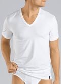 Skiny V-Shirt kurz Arm Shirt Collection