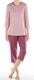 Calida Pyjama 3/4 Torino