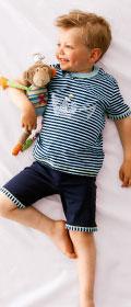 Calida Pyjama kurz Mini Sailor