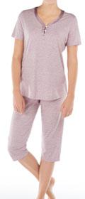 Calida Pyjama 3/4 Provence