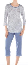 Calida Pyjama 3/4 Marseille