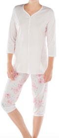 Calida Pyjama 3/4 Algarve