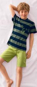 Calida Pyjama Kurz Street Cruiser