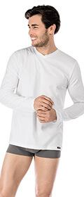 Skiny Shirt langarm Recreate