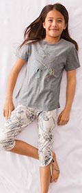 Calida Pyjama 3/4 Kolibri Girl