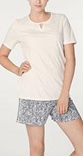 Calida Pyjama kurz Sharon