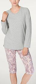 Calida Pyjama 3/4 Gwyneth
