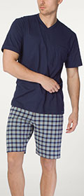 Calida Pyjama kurz Bill