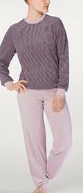 Calida Frottee Pyjama Elisabetta
