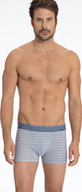 Calida Boxer Brief Grafic Cotton