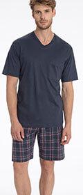 Calida Pyjama kurz Nelson