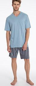 Calida Pyjama kurz Percy