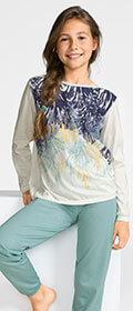 Calida Pyjama Aquatic Wonders