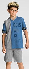 Calida Pyjama kurz Athleisure Boys