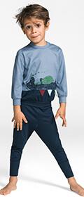 Calida Pyjama Sleeping Dragon