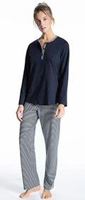 af5c1a722fcc11 Calida Pyjama Soft Jersey Fun