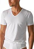 Mey V Neck Shirt Dry Cotton