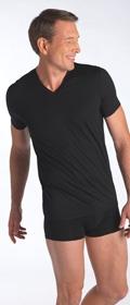 Eminence T-Shirt Col V Anatomic