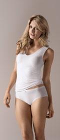 Mey Top breite Träger Dry Cotton Woman