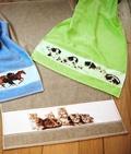 framsohn Handtuch Pferde