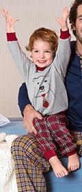 Calida Pyjama Family Time