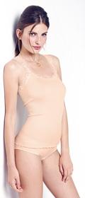 Triumph Shirt Silk Deluxe Lace