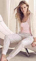 Calida Hose mit Bünchen Favourites Trend