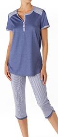 Calida Pyjama 3/4 Macao