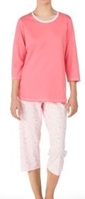 Calida Pyjama 3/4 Ellis Island