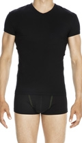 T-Shirt V-Neck Sport Active