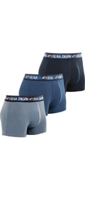 Athena 3x Boxers Authentic Packs Valeur (lot de trois)