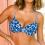 Paulina Bikini-Oberteil Blue Lagoon