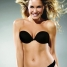 Wonderbra Push-Up-BH Gel Bra Strapless