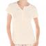 Calida Shirt Kurzarm mit Knopfleiste Favourites Trend