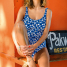 Anita Marle Badeanzug Blue Laggon