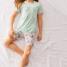 Calida Pyjama Kurz Kolibri Girl