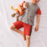 Calida Pyjama Kurz Small Beach Boy