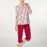 Calida Pyjama 3/4 Natalie