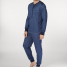 Calida Pyjama mit Knopfleiste Bradley