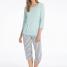 Calida Pyjama 3/4 Madeleine