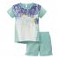 Calida Pyjama kurz Aquatic Wonders