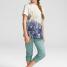 Calida Pyjama 3/4 Aquatic Wonders