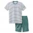 Calida Pyjama kurz Anchors Aweigh