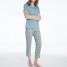 Calida Pyjama 7/8 Eleonor