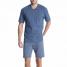 Calida Pyjama kurz Relax Imprint